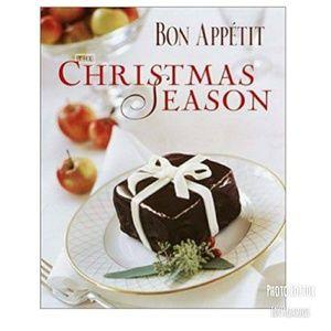 Other - Bon Appetit The Christmas Season Hardcover